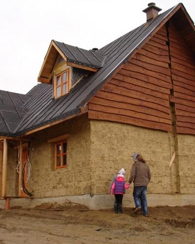 استفاده از خاک لومی در ساخت و ساز