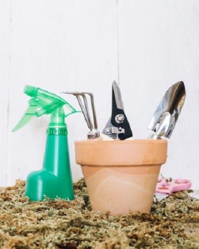 وسایل باغبانی