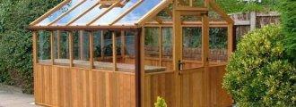 10 طرح کم هزینه برای ساختن گلخانه