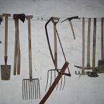 ابزارهای دستی کشاورزی