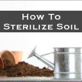 روشهای ضدعفونی کردن خاک