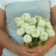 بذر گل آهار اوکلاهما سفید