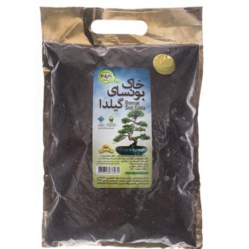 خاک بونسای ارگانیک گیلدا