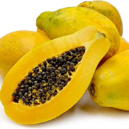 پاپایا زرد
