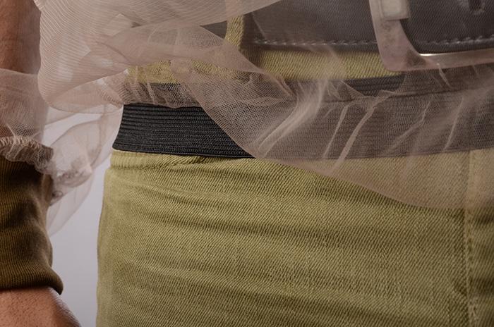 لباس محافظ حشرات