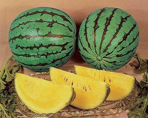 هندوانه زرد